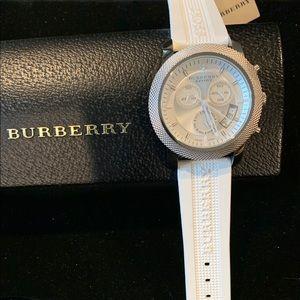 Burberry Ladies Swiss Chrono Watch